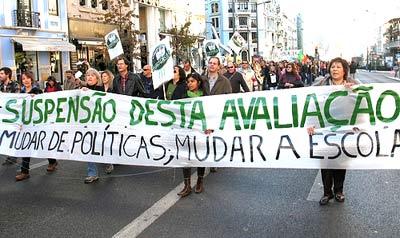 Escolas deixaram de cumprir modelo de avaliação condenado. Foto Paaulete Matos