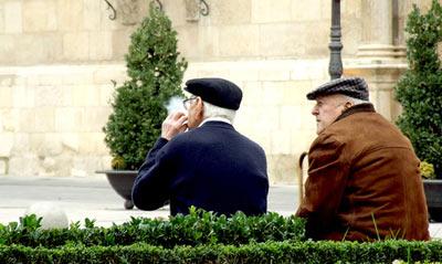 3% dos reformados inquiridos pela Deco passaram fome na semana anterior ao inquérito - Foto de Julikeishon, Flickr