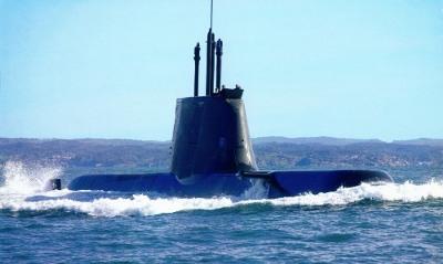 Submarinos custam mil milhões de euros