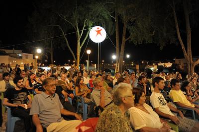 Centenas de pessoas estiveram em Tavira para ouvir as ideias do Bloco