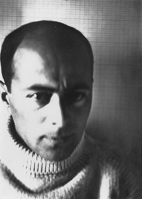 El Lissitzky, auto-retrato, 1914