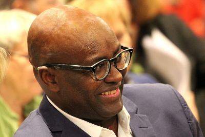 Achille Mbembe, foto de wikimedia