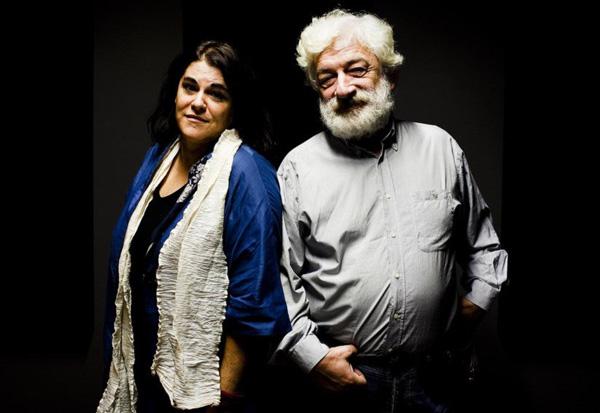 Amélia Muge e Michales Loukovikas
