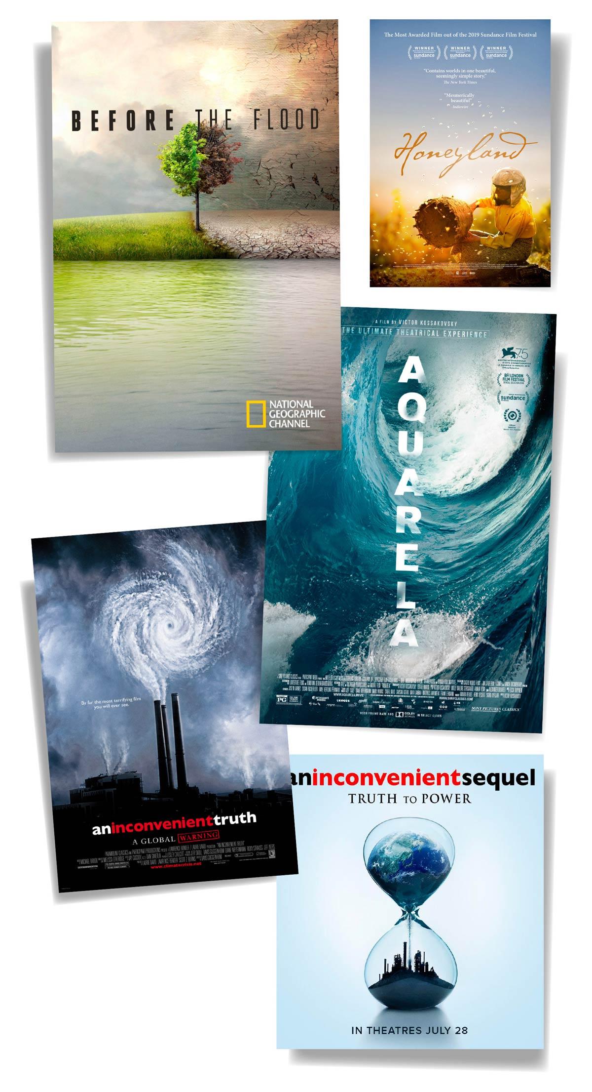 capas de filmes