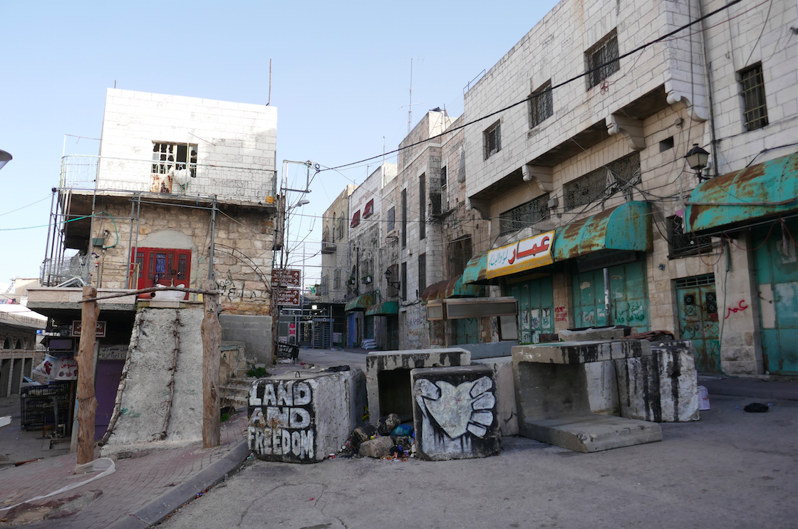 Hebron, Janeiro de 2018
