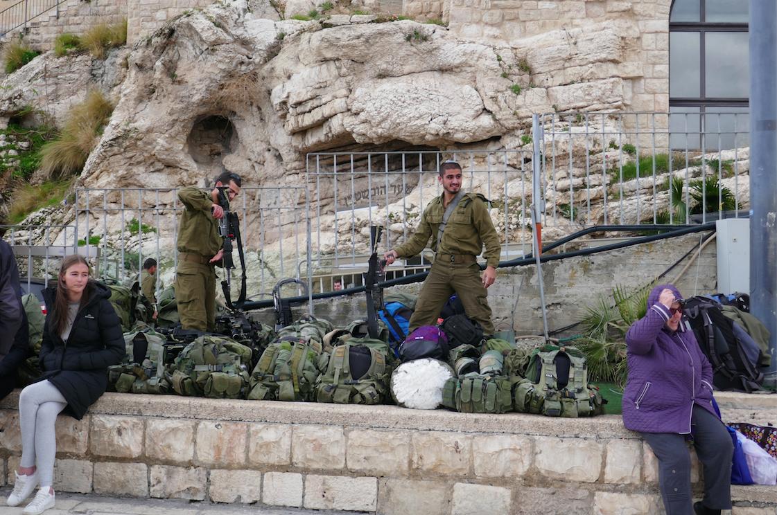 Jerusalém, Janeiro de 2018