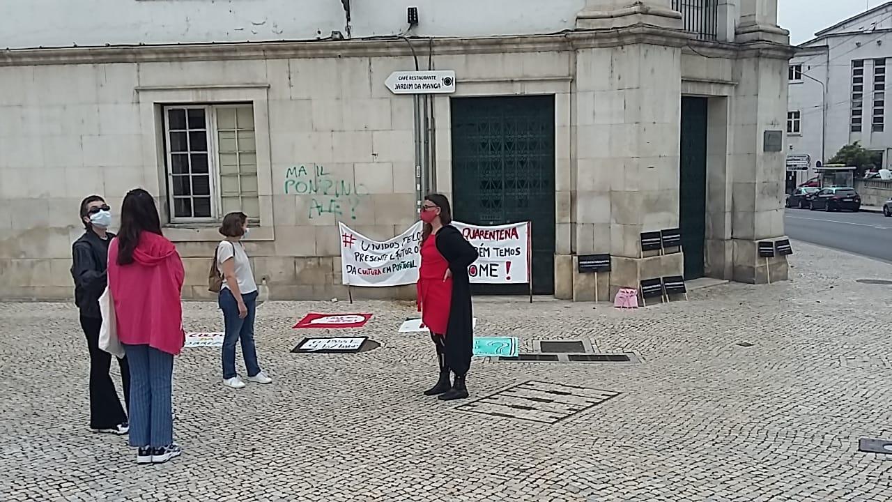 Vigília em Coimbra