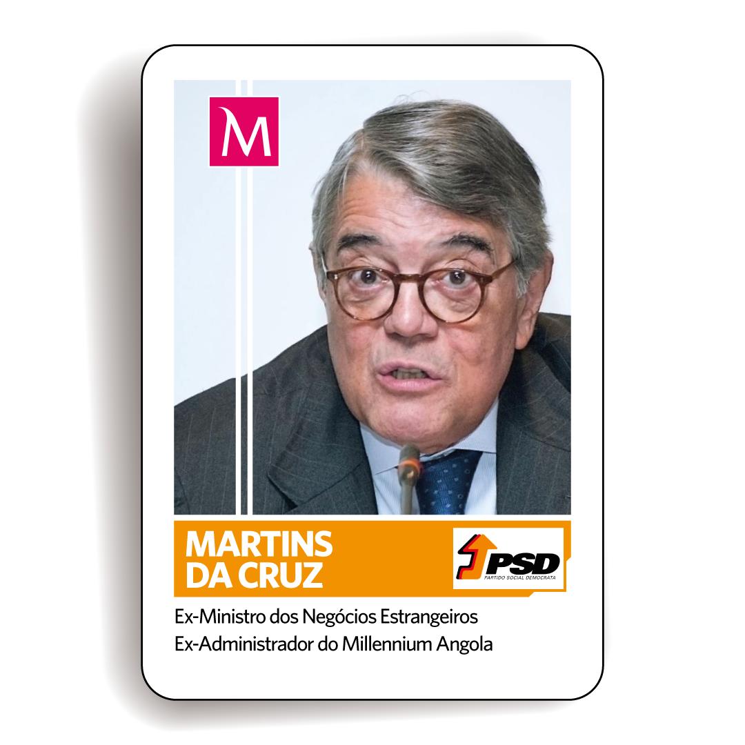 Martins da Cruz