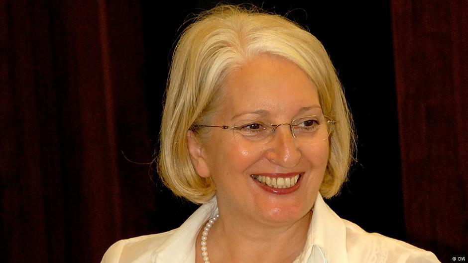 A historiadora Dalila Cabrita Mateus