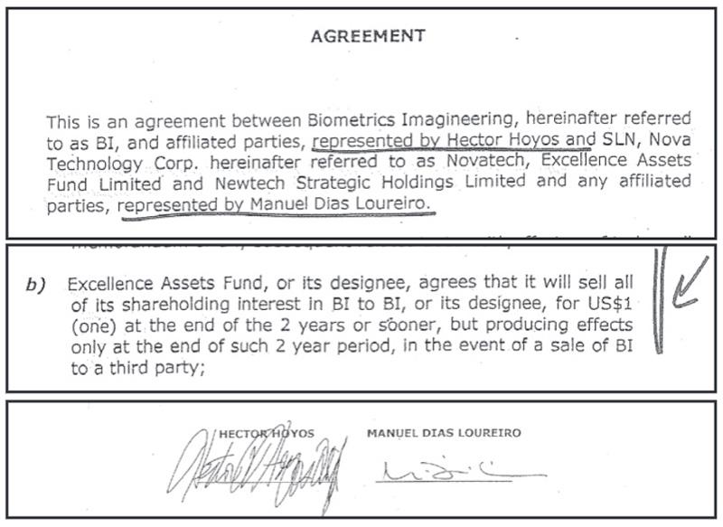 contrato de venda