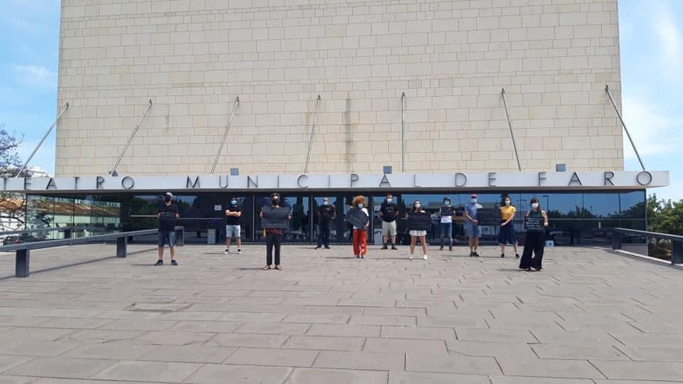 Vigília em Faro