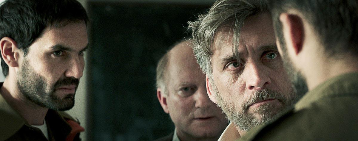 Imagem do filme Foxtrot