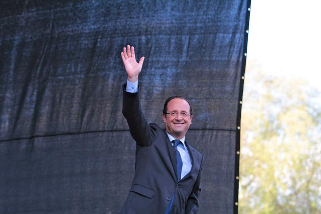 Hollande, o mais impopular presidente da 5ª República, tomou a decisão de não se candidatar - Foto PSFrance/flickr