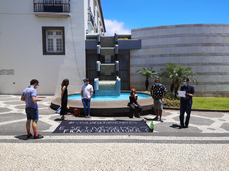 Vigília em Funchal