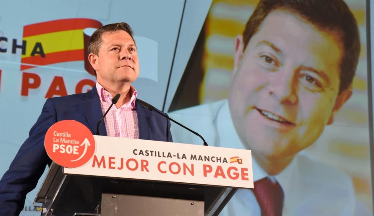Garcia Page reeleito nas Astúrias