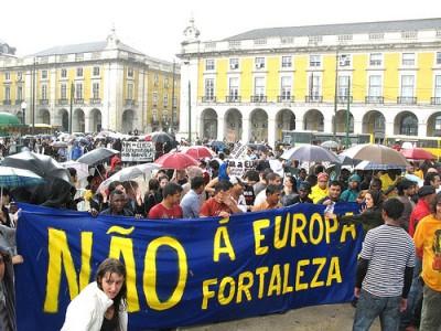 """As associações consideram que a proposta de nova lei do Governo PSD/CDS-PP é uma """"viragem drástica da política de imigração seguida nos últimos anos por Portugal"""" - Foto de Paulete Matos"""