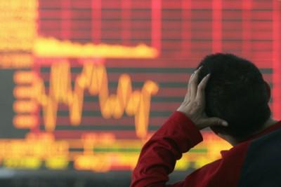 Mini-crash nas bolsas europeias e Wall-Street com maior queda desde 2008