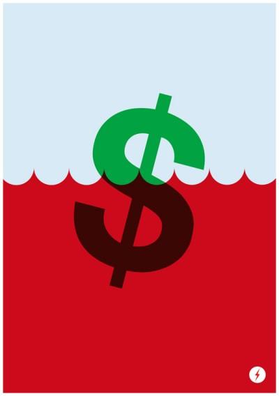 A economia norte-americana está em mau estado e a pobreza alastra, como provam os indicadores aqui reunidos.