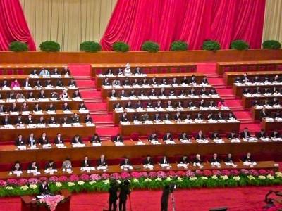O 18º Congresso do PC chinês realiza-se em Outubro de 2012, num quadro de recessão global que afeta o crescimento da economia chinesa.