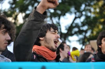 No dia 22 de Novembro, a concentração está marcada para as 14h30 na praça Marquês de Pombal, seguindo depois o protesto até à Assembleia da República. Foto de Paulete Matos