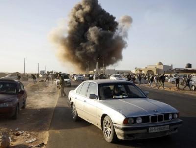 A história está cheia de exemplos em que uma tempestade de milhares de bombas e mísseis jamais conquistou o apoio de civis-alvos dos tiros.