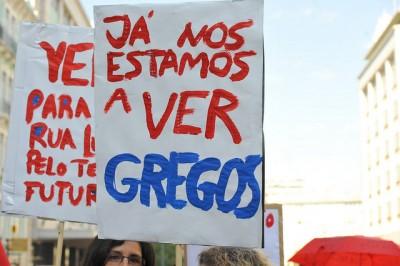 Austeridade: Golpe de Estado contra a democracia