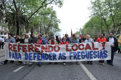 """BE/Porto é contra a lei """"mata-freguesias"""" e defende realização de referendos locais"""