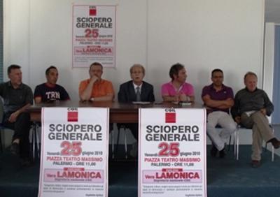 Itália: central sindical marca Greve Geral