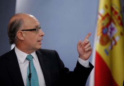 """""""Estamos em transição rumo a uma menor tributação do trabalho e uma tributação maior ao nível dos impostos indiretos"""", adiantou o Ministro das Finanças espanhol, Cristóbal Montoro."""