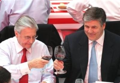 Como dois banqueiros conduziram a Europa à ruína