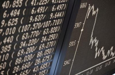 Bolsa de Frankfurt, índice Dax caiu quase 3% - Foto de Arne Dedert/Epa/Lusa