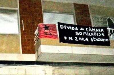 Cartaxo: aprovado referendo local contra privatização do espaço público
