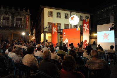 Os comícios de verão do Bloco arrancam esta semana para apresentar  a alternativa socialista contra a política de desemprego e austeridade.  Foto Paulete Matos