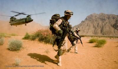 Tropas holandesas iniciam retirada do Afeganistão - Foto de isafmedia / Flickr