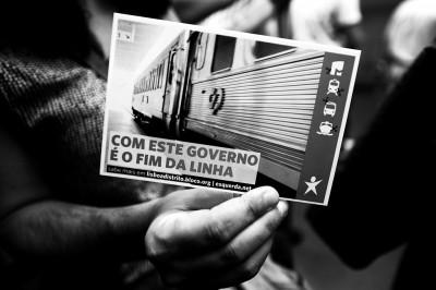 Louçã insiste no apelo à união da oposição numa moção de censura
