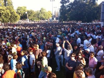 Manifestação de 2 de março convocada para 33 cidades