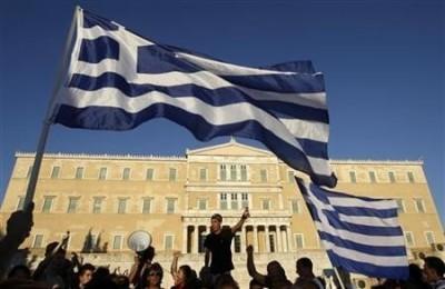 Pressões internacionais levam a governo de bloco central na Grécia