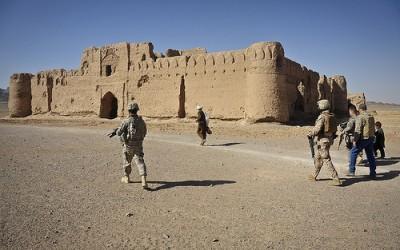 Soldados da Nato no Afeganistão. Foto Isafmedia
