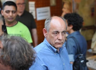 """""""A privatização é também a regra no Serviço Nacional de Saúde"""", alerta João Semedo. Foto Paulete Matos"""