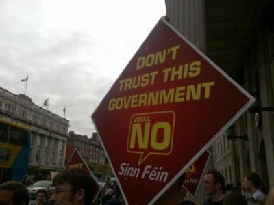 Irlanda vai referendar pacto orçamental europeu