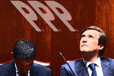 O Governo foi rápido a tirar salários, mas para atacar os privilégios escandalosos das PPP, Passos diz que encomendou um relatório no estrangeiro.