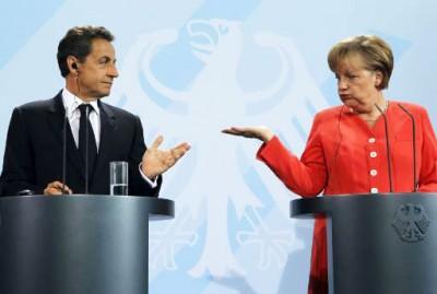 França e Alemanha desenham Europa a três velocidades