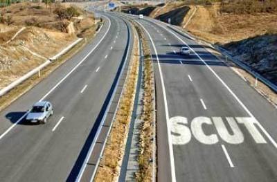 SCUT: Portagens a partir de 8 de Dezembro no Centro e Algarve