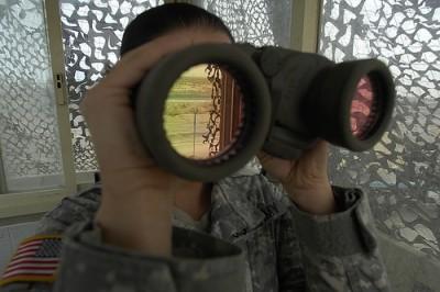 Cerca de 854 mil pessoas – quase 1,5 vezes o número de habitantes de Washington – têm autorização de segurança ultra-secreta. Foto de The US Army