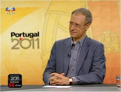 Entrevista com Clara de Sousa para a SIC.