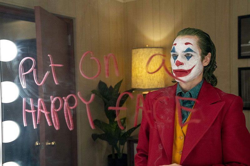"Joaquin Phoenix no filme ""Joker"""