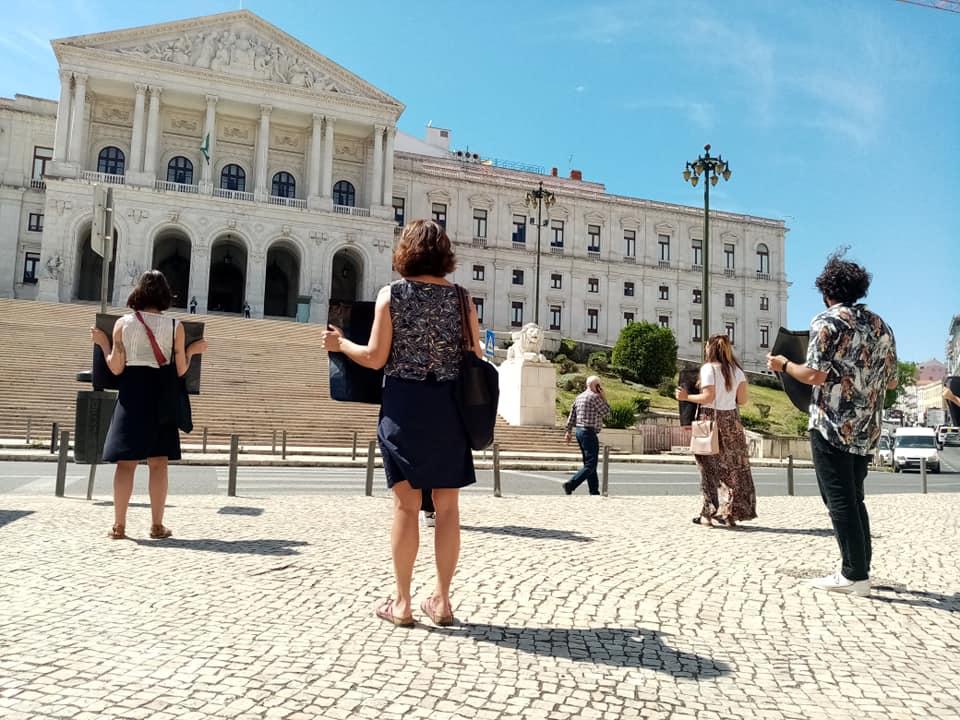 Vigília em Lisboa