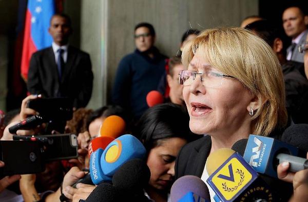 Procuradora Geral venezuelana reafirma que a convocatória de uma Assembleia Nacional Constituinte é ilegal