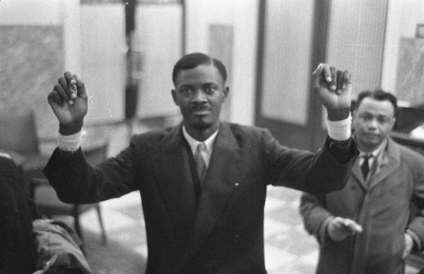 Um Novo Dia é Uma Página Em Branco Na Sua Vida Escreva: Memórias: Patrice Lumumba