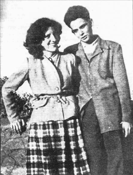 Maurice e Josette Audin - Foto wikimedia